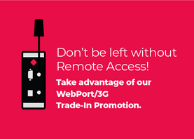 If you're a Spectrum WebPort user or have 3G solutions, recent news about each may have you a little concerned. The great news? ProSoft has launched a discount program that will help – and allow you to extend your application's longevity.